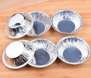 타트 쿠키 타트 과일 알루미늄 베이킹 금형 계란 머핀 컵케잌 컵 계란 일회용 팬 몰드 몰드 호일 mcuni