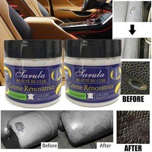 Reparación de piel Crema del coche de asiento del sofá de la chaqueta de Scratch agujero de la grieta conjuntos de herramientas de herramientas de reparación de cuero Herramientas decoración del hogar # 25