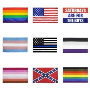 트럼프 2020 미국 국기 풍선 스틱 치어 리더는 스틱 반대는 스틱 소음 발생기 USA 일반 선거 # 169 공급 응원
