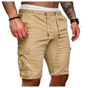 Shorts Men Summer New Men's Casual Fashion Yard Elastic Sports Men's Five-minute Pants