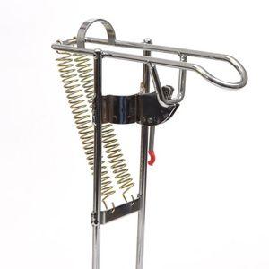 Автоматический двойной Спринг Угол удочка Высокий стали снасть рыбы кронштейн Rod Holder рыбы снасти удочки принадлежности