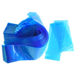 Pro Disposable Plastic Blue Tattoo Clip Cord Sleeves Cover Bag Professional Tattoo Accessory for Tattoo Machine Supply