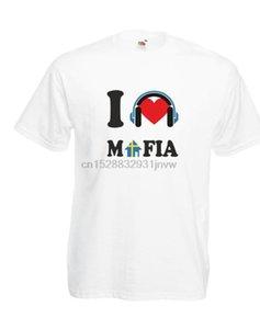 Amo Swedish House Mafia Swedish House Mafia inspiró Hombre imprimió la camiseta de los hombres de Hip Hop rock camiseta unisex camiseta Moda