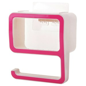 Home Storage Bathroom Towel Holder Number 9 Shaped Plastic for Soap Cosmetics Storage Rack Wall Shelf Bath Organizer