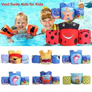 Crianças Swim Life Aid Jaqueta Vida para 2-7 Ano Boys / jaqueta salvar meninas opção multi-color vida