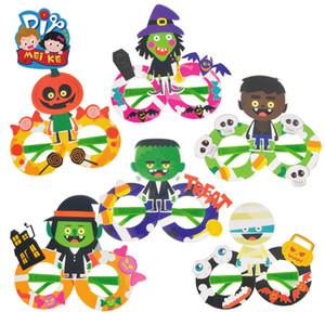 Parti Masquerade Gözlükler Plastik Diy Cadılar Bayramı Serisi Çocuk Yetişkin Dekoratif Gözlük En 1 21mk E1 Satış için Glasses Tasarımları