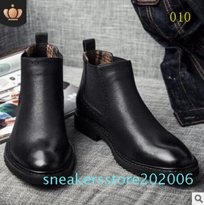 2020 Big Size Eur38-45 Designer High Cut Red Bottom Spike Sedue calf Sneaker Luxury Party Wedding Shoes Genuine Leather Casual Shoes s06