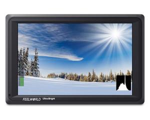 FEELWORLD 7 بوصة فائقة السطوع 2200nit HDMI SDI Field Monitor