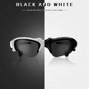 Hot Sale Fashion Sunglasses Bluetooth 5.0 Earphone Riding Headset X8S Earphones Smart Glasses with Wireless Earbuds Customizable