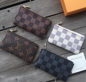 Bolsos de la tarjeta de crédito monederos monedero de la bolsa de la llave bolsa de la moneda para mujer de las mujeres carpeta del diseñador Diseñador Monedero de lujo funda Bolsas # 46518