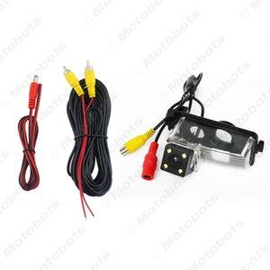 atacado Car Câmara de visão traseira com luzes LED para Nissan Tiida / Livina / Geniss / Versa HB / GT-R Inverter Camera # 4032