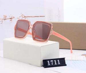 2020 de calidad para mujer gafas de sol del verano alto para mujer UV400 3 Modelo 1711 Colores altamente QualityDR35623