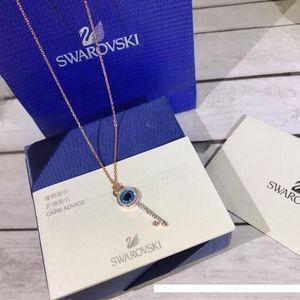 Women's jewelry 2019 fashion new devil's eye necklace long-lasting guardianby