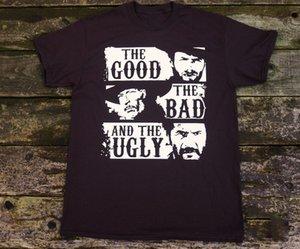 Il buono Il cattivo e il brutto Clint Eastwood Western Movie T Shirt