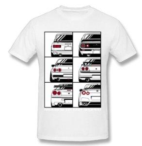 Nouveau Mode GTR Voiture Drôle 3d Imprimer T-shirts Hommes Femmes Été Décontracté À Manches Courtes O-cou Hip Hop Q630
