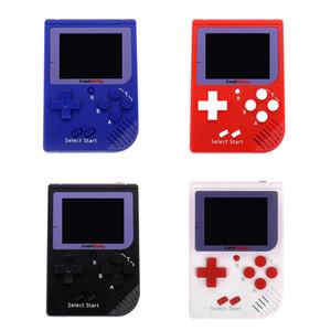 Vente chaude RS-6 Portable Rétro Mini Console De Jeu De Poche 8 bits Couleur LCD Player de Jeu Pour FC Jeu Livraison DHL Gratuit