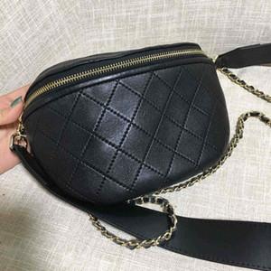 Tasarımcı yeni stlye ünlü marka Bumbag lüks Çapraz Vücut Omuz Çantası Bel Çantaları Bel Çantaları Koyun malzeme