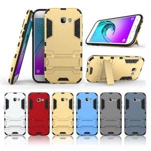 Homem de Ferro Bracket Invisible Two In One Fall Anti caso do telefone móvel para Samsung S10 Além disso,