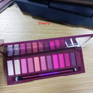 Eyeshadow Palette 12 colors Maquillage nude palette nk 1.2.3.4.5.7.8.HEAT CHERRY Honey Reloaded palette set 11 Style