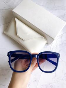 Nueva moda de 4049 hombres de las gafas de sol para hombre simples gafas de sol de las mujeres populares gafas de sol al aire libre de la protección de verano UV400 gafas al por mayor con el caso