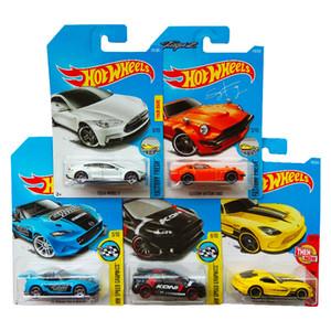 Orijinal hotwheels Otomobil 1:64 Mini Oyuncak Temel Spor Araba Koleksiyonu Hot Wheels C4982 İçin Çocuk Doğum Hediyesi 72pcs Stil J190525