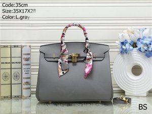 2019Leather مقبض حقيبة قماش حقيبة يد المرأة الكتف luxurys محفظة CROSSBODY الإناث المحفظة حقيبة كبيرة