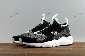 xshfbcl 2020 Newest Air Huarache 6 X Ultra Breathable Fragment Design MID Running Shoes Men Outdoor Huaraches Shoes Athletic Sport Shoes