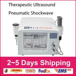 Nuovo Portable Ultrasound Ortopedia acustiche Radial onde d'urto della macchina di terapia per una migliore Fisioterapia Trattamento dolore del corpo