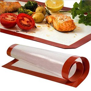 Non-Stick Silicone Mats For Wax Silicone Baking Mat Dab Oil Bake Dry Herb Table Decoration Mats YSY284-L