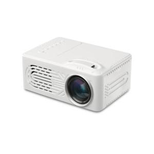 2019 RD-814 Mini projecteur à LED RD814 320 x 240 Home Cinéma Proyector Support 1080P Portable VS YG300 Parfait pour film