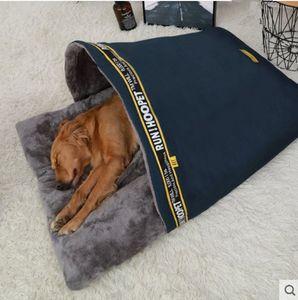 Pet Dog Bed   Round orthopédique Cuddle Nest Snuggery Burrow Couverture Couchette w / Couverture amovible pour Chiens Chats D175 SH190926