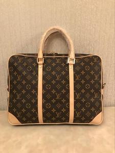 """neue Ankunft Modedesigner """"Laptop-Tasche Kreuzschulter Notebook Business Aktentasche Laptop-Tasche mit Männern Messenger Tasche M163"""