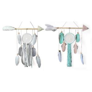 Nordic SIN style Bow Flèche Catcher Dream Home Décoration Enfants Chambre Ornements Props Photographie de prise de vue