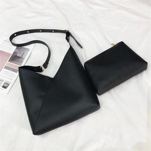 2020 Summer Cheap Women Small Square Bag Wild Casual Messenger Handbag Shoulder Bag Solid Color monedero bimba y lola #YL10