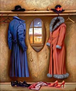 Vladimir Kush Armoire Home Décor peint à la main huile d'impression HD Peinture Sur Wall Art Toile Canvas 19 Photos