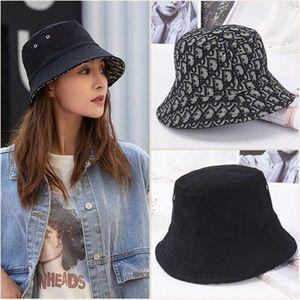2020ss High-end Sun Hat Cap Fisherman's Hat Outdoor Travel Street Bucket Hat Fishing Cap Casual Fashion Sunhat Men Women v1