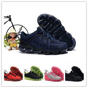 nike air max airmax vm 2019 bambino bambino KPU Knitting Portable Kids Running Shoes Bambini 2018 cuscino sportivo Scarpe da ginnastica per ragazze dei ragazzi