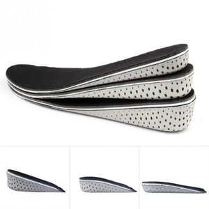 Comfortable High Insoles Orthotic Shoes Insoles Inserts High Arch Support Pad for women men Lift Insert Pad Height Cushion