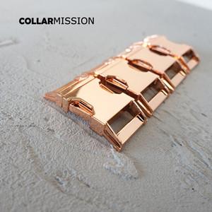 100pcs / lot curseur commerce boucles de libération côté incurvé pour colliers de chien 25mm sacs bricolage boucle en métal plaqué Accessorie de haute qualité CK25M