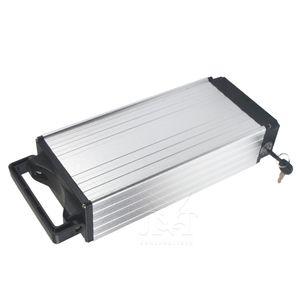 Batería recargable de alta calidad del envío gratis Baterias para motos electricas 48 v 20ah para 750W / 1000W motor + 30A BMS + Cargador