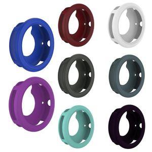 Couverture Coque de protection pour la peau Garmin VivoActive 3 Smartwatch Protector Cases manches Housse pour Garmin promotion vivoactive3