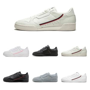adidas Calabasas Powerphase Grey Continental 80 Chaussures de sport bleu rouge gris Core noir blanc gris femmes mens Outdoor Trainer Sports Sneakers 36-45