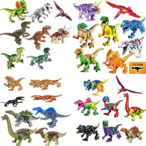 빌딩 블록을 선택할 수 있습니다 도매 (32 개) 스타일 모델 공룡 벽돌 키즈 벽돌 아이 장난감 크리스마스 선물 장난감 BY1141 조립도