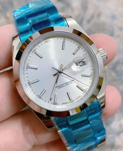 2020 새로운 남성 시계 41mm 자동 운동 스테인레스 스틸 시계 남성 2813 기계 남성 디자이너 시계 손목 시계보세요, bTime