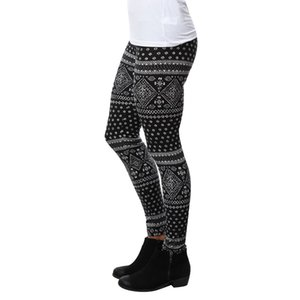 Leggings Women Skinny Geometric Print Running Slim Fitness Leggings Workout Sports Stretchy Pants Sweatpants Trousers Clothes