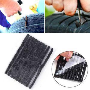 50Pcs Quick Repair Recovery Kit Werkzeug Auto-Fahrrad-Auto-Motorrad-LKW-Reifen Tubeless Seal-Strip-Plug Puncture Reifen-Reparatur-Werkzeuge