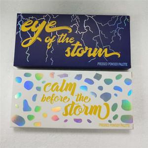 폭풍 아이 섀도우 팔레트 진정의 브랜드 아이 섀도우를 눈 폭풍 아이 섀도우 10 색 날씨 컬렉션 아이 섀도우 DHL 전에