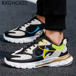 Shoes Fashion Sneakers Men Sport Shoes Men 2020 Chunky Sneakers Mens Casual Breathable Zapatos