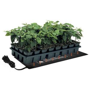 1pc Mudas Aquecimento Mat 52x24cm impermeável semente germinadores Propagação clone iniciador Pad 110V / 220V Jardim fornecimentos de plantas almofada de aquecimento
