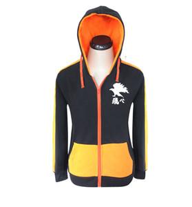Haikyuu !! Karasuno Lisesi Hinata Syouyou ceketler Kapüşonlular Cosplay Kostüm Unisex Coat Kadınlar Erkekler Rasgele Sportwear Tişörtü